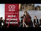 Mosul: Songs Amid Debris
