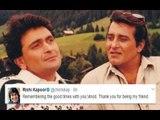 13 Bollywood Celebs Who Are Grieving The Demise Of Veteran Actor Vinod Khanna | SpotboyE
