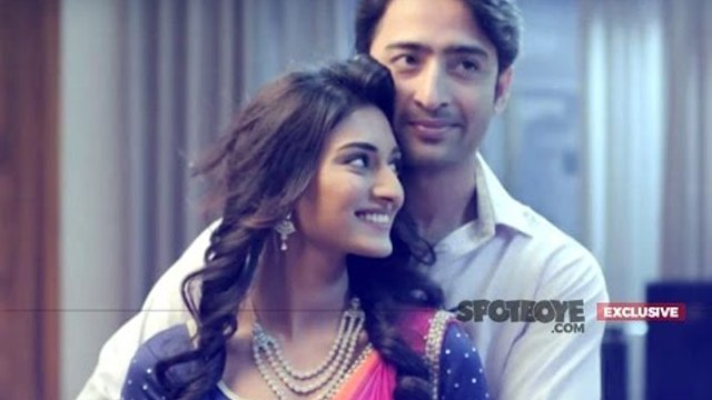 Erica Fernandes & Shaheer Sheikh Back In Each Other's Arms   TV   SpotboyE