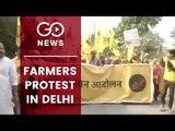 Farmers March Heads To Ramlila Grounds