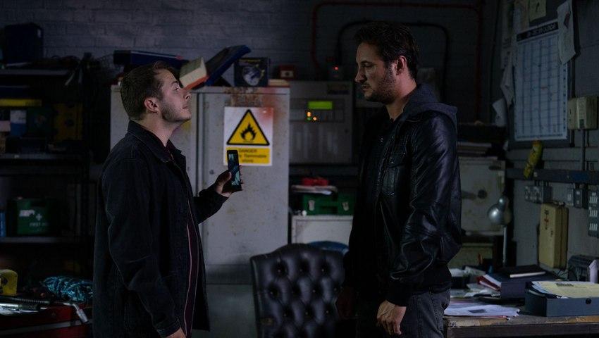 EastEnders Soap Scoop! Ben blackmails Martin
