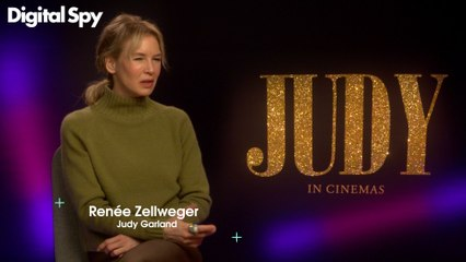 Renee Zellweger on playing Judy Garland