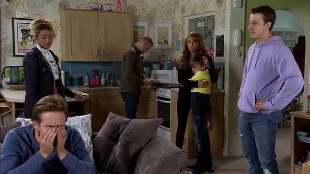 Coronation street 7th October 2019 part 1