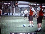 PES 2008 CF de Giggs training nivo pro.by.Mike