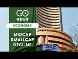 Midcap Smallcap Decline