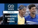 Djokovic Beats Nadal