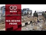 NIA Begins Pulwama Probe