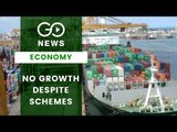 No Growth Despite Schemes