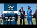 New Zealand on Backfoot