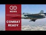 Tejas Finally Combat Ready