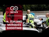 At Least 49 Dead In N.Zealand Mosques Shooting