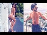 Tuesday Tadka: Poonam Pandey's Sizzling Bikini Avatar & Varun Dhawan's Washboard Abs   SpotboyE
