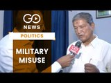 Rawat Flays PM Over Pulwama Mileage