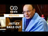 Jaitley Cites Inability To Be In New Govt Set-Up