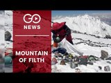 11,000 Kg Of Garbage Removed From Mt. Everest