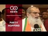 TMC MLA Monirul Islam joins BJP