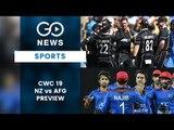 ICC CWC 19: N.Zealand Vs Afghanistan (Preview)