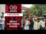 Moradabad Artisans Protest