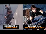 5 Insane Tom Cruise Stunts From MI Series That'll Blow Your Mind | SpotboyE