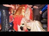 What A Moment:Rekha BOWS Down & Touches Asha Bhosle's Feet At Yash Chopra Memorial Award | SpotboyE