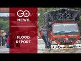 Karnataka And Maharashtra Hit By Floods