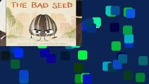 [NEW RELEASES]  THE BAD SEED