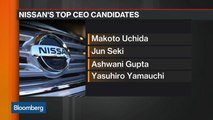 Nissan Board Meets to Discuss New CEO