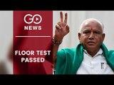 Yediyurappa Passes Floor Test