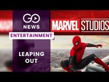 Spiderman Leaps Out Of Marvel Studios