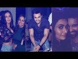 Naagin Ladies, Surbhi Jyoti & Karishma Tanna Party Hard At Pearl V Puri's Birthday Bash