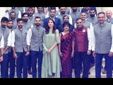 Here's Why Anushka Sharma Was In Team India Picture At The Indian High Commission In London