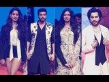 Lakme Fashion Week 2018: Janhvi Kapoor, Malaika Arora & Arjun Kapoor Cheer For Varun Dhawan