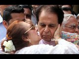 Dilip Kumar Contracts Lung Infection Again, Still On Nasal Feed Only | SpotboyE