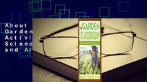 About For Books  The Garden Classroom: Hands-On Activities in Math, Science, Literacy, and Art