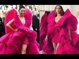 Deepika Padukone Or Beyoncé: Who Wore The Shocking Pink Gown Better?