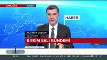 Ankara'nın gündeminde neler var? Mustafa Daştan aktardı