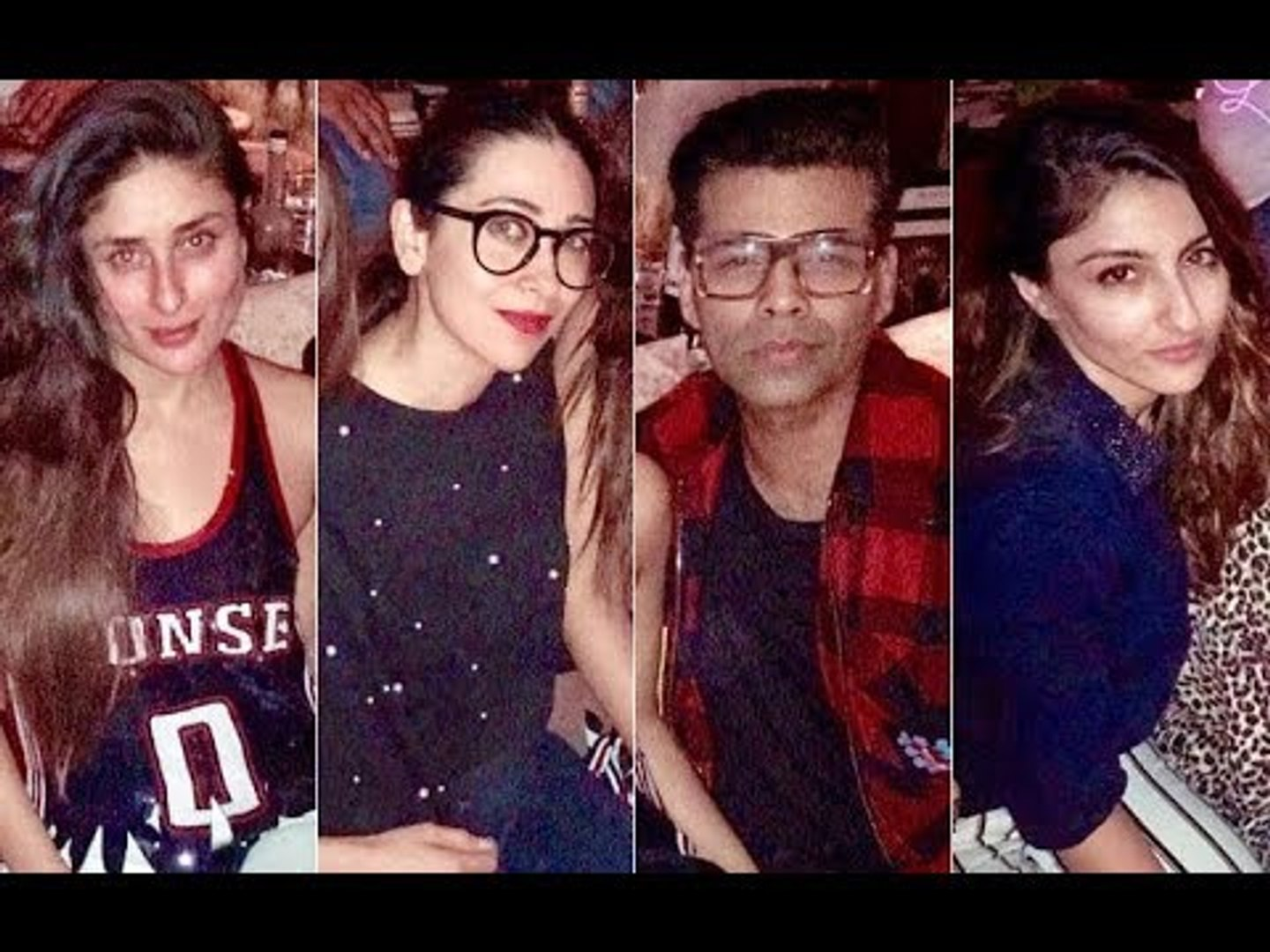 Kareena Kapoor Khan Had A BLAST During Her House Party | Partied Hard With Her Gang