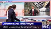 La SNCF coûte 224 euros à chaque Français - 08/10