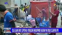 DILG: Ilang brgy. captains, posibleng masuspinde kaugnay ng road clearing ops