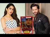 INTERESTING! Sara Ali Khan Is Varun Dhawan's LEADING Lady In Coolie No 1 REMAKE