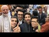 "PM Narendra Modi Inaugurates National Museum Of Indian Cinema | Asks Celebrities ""How's The Josh?"""