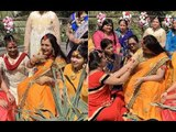 Diya Aur Baati Hum Actress Surbhi Tiwari's Haldi Ceremony | Deets And Pictures