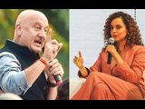 Anupam Kher Comes Out In Support of Kangana Ranaut | Defends The Horse Riding Scene In Manikarnika