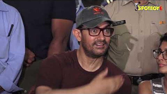 Aamir Khan Celebrates His 54th Birthday With The Media   UNCUT