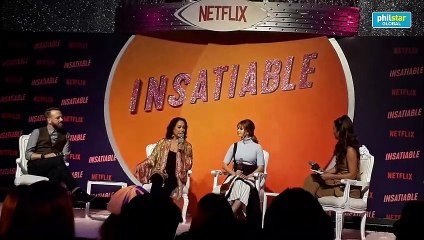 Gloria Diaz on how her role started in Insatiable
