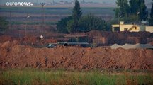 قصف ليلي وتعزيزات عسكرية تركية شمال سوريا.. هل أزِفت الآزفة واقتربت الساعة ؟