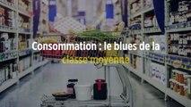 Consommation : le blues de la classe moyenne