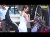 SPOTTED: Malaika Arora At Freeda's Beauty Salon | Saif Ali Khan Outside His House