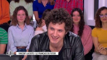 Vincent Lacoste : Le Français du futur - Clique - CANAL+