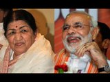 PM Narendra Modi LOVES These Two Songs Sung By Lata Mangeshkar
